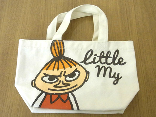 moomin lunch tote